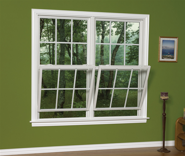Three Wide Double Hung Windows : Replacement windows american improvement company